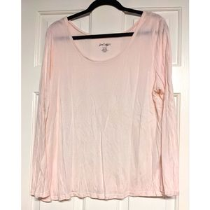 Lord & Taylor Long Sleeve Top